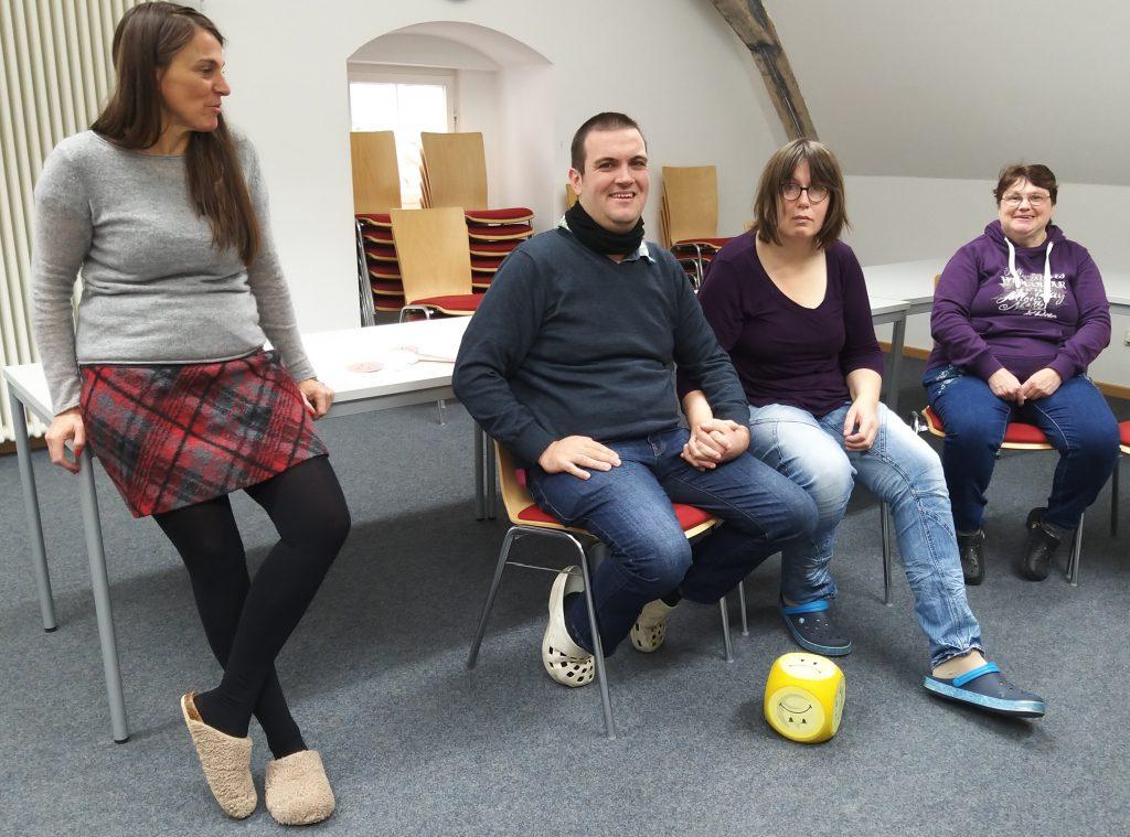 Seminar für Paare - im Seminarraum. Foto: Uwe Roth
